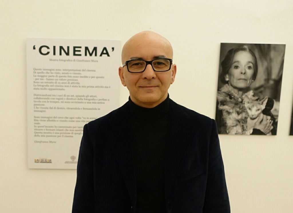 Gianfranco Mura fotografo di cinema
